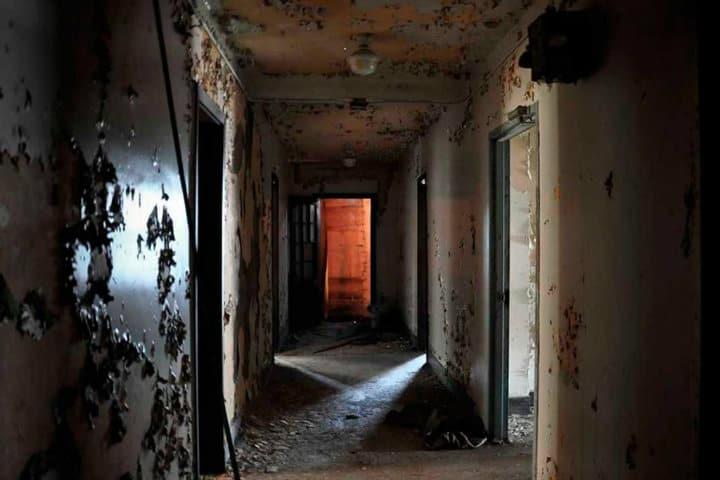 casa negra la roma