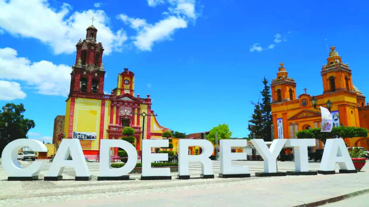 Cadereyta de Montes. Foto Webcams de México