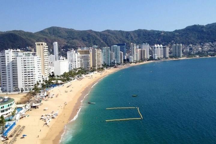 punta diamante Acapulco. Foto