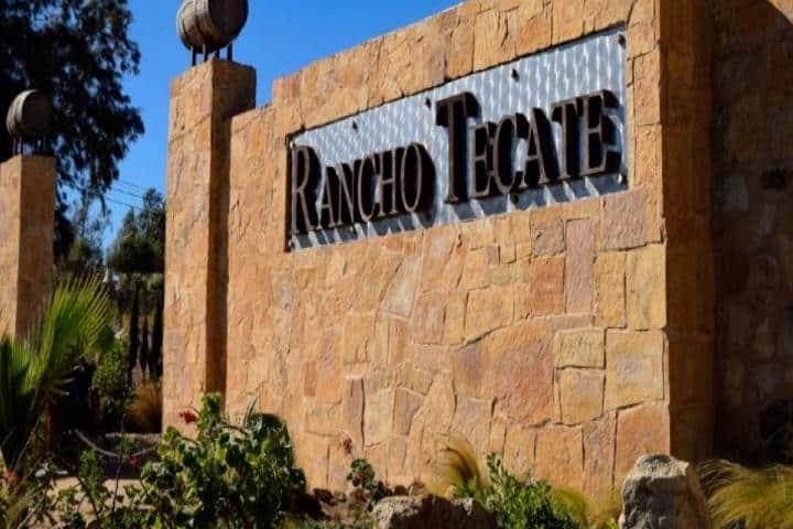 Rancho Tecate.