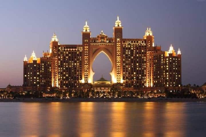 Dubái. Foto