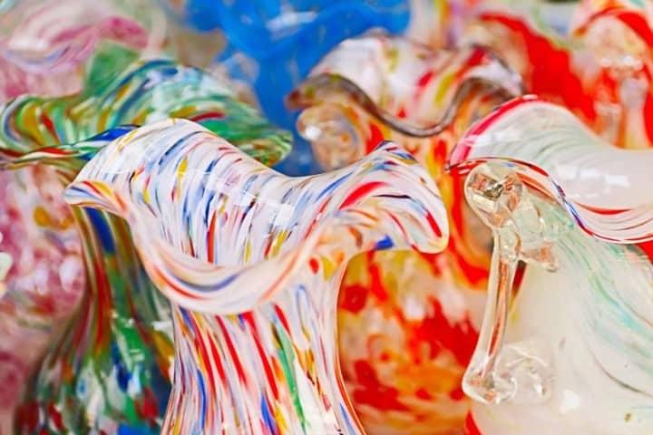 El arte y talento de los artesano de Murano se ve plasmado en cada una de sus creaciones Foto: Turismo in Italia