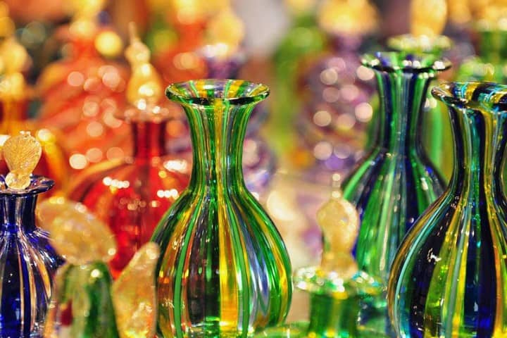 Arraigado y misterioso es el arte del cristal en Murano Foto: Turismo in Italia