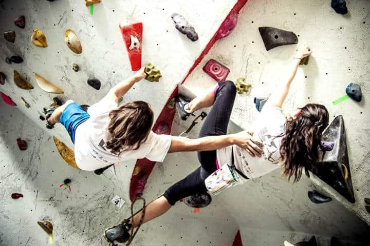 Escalada en roca en la CDMX Foto V + Bouldering 1