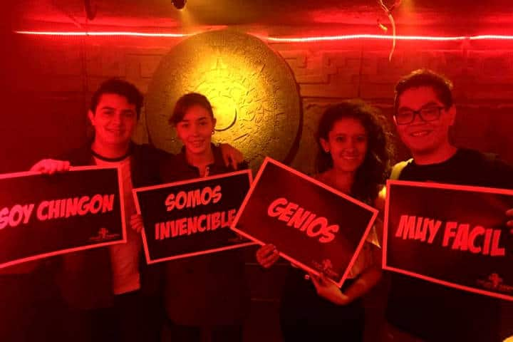 Escape Rooms Mexico Foto ERooms 14