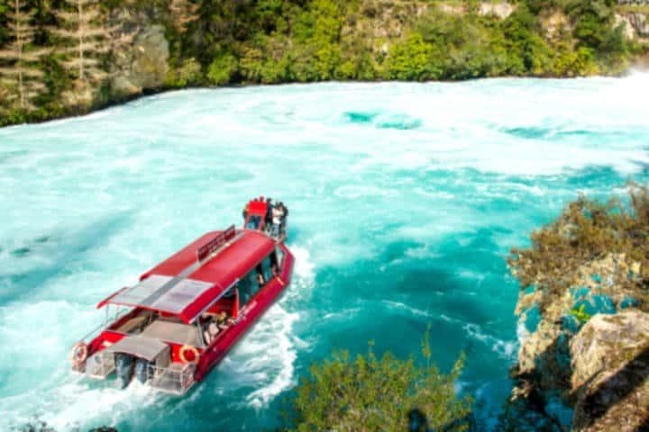 Cataratas Huka. Foto GrowPro Experience.