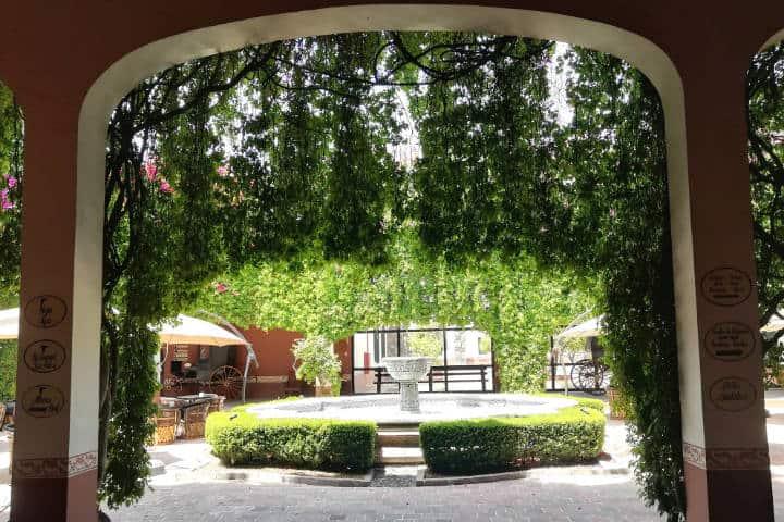 Hacienda Jurica Querétaro Foto El Souvenir 2