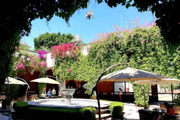 Hacienda Jurica Querétaro Foto El Souvenir 28
