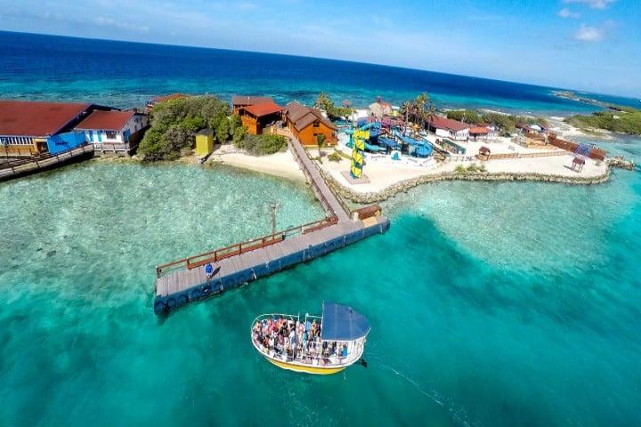 Isla Palma es Aruba para todos Foto: De Palm Island