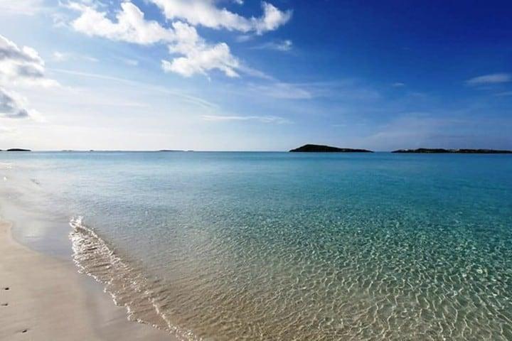 Las Bahamas es un lugar de sol y playa, simplemente un lujar increibre. Foto Яeиée