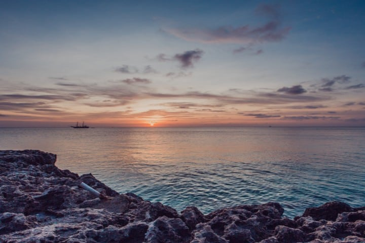 Malmok es un deleite a los sentidos Foto: Aruba