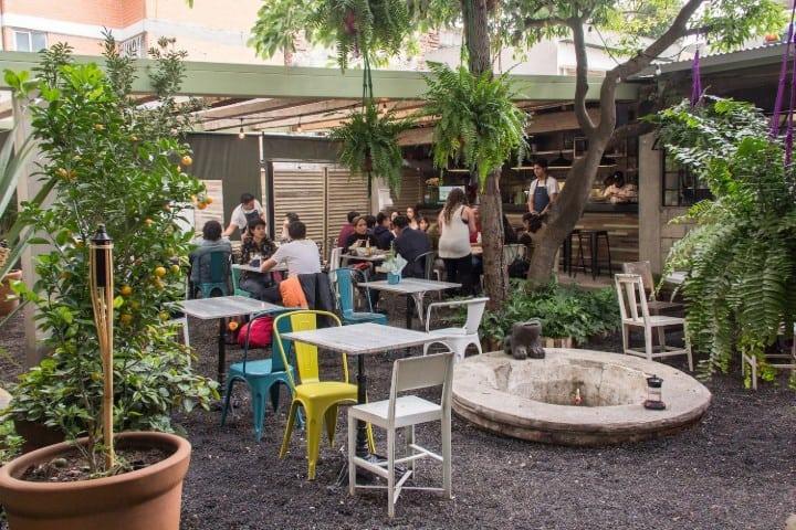 Con un excelente ambiente este restaurante gourmet es imperdible para compartir con amigos Foto: Cool Hunters MX