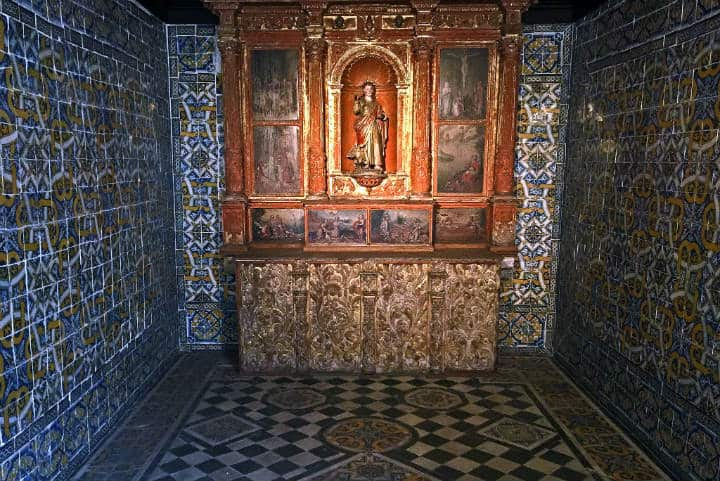 Museo Aveiro Portugal Foto Vitor Oliveira