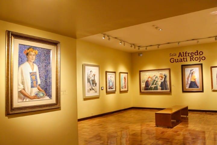 El Museo de la Acuarela alberga bajo sus muros una colección digan de admirarse por horas Foro: Sección Amarilla