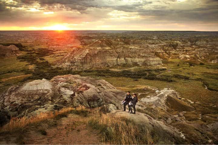 Parque Provincial de los Dinosaurios Foto Canada Keep Exploring 1
