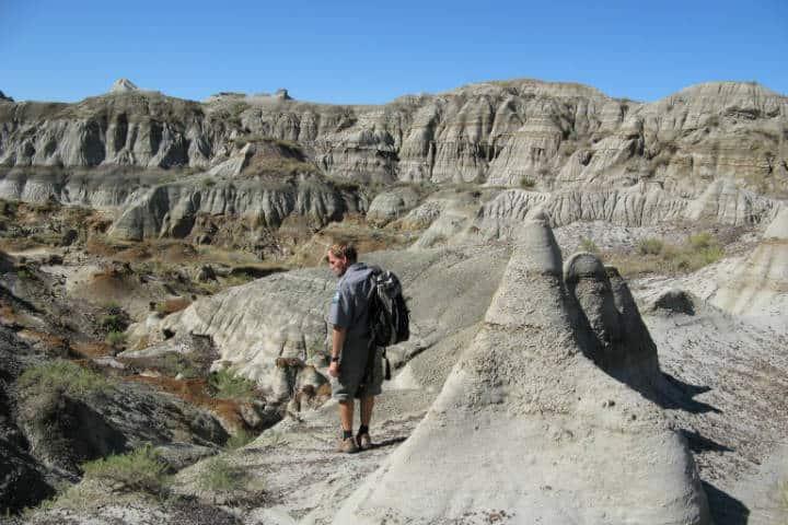 Parque Provincial de los Dinosaurios Foto Canada Keep Exploring 10