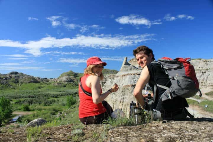 Parque Provincial de los Dinosaurios Foto Canada Keep Exploring 14