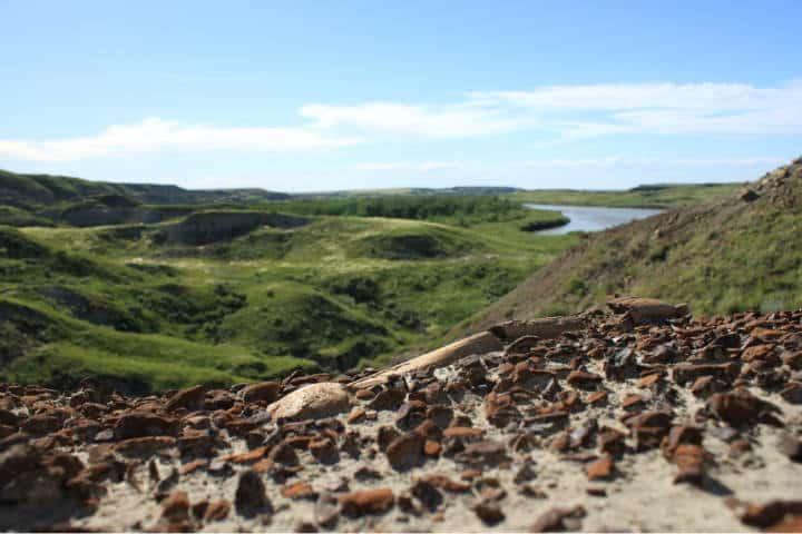 Parque Provincial de los Dinosaurios Foto Canada Keep Exploring 15