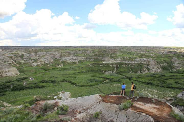 Parque Provincial de los Dinosaurios Foto Canada Keep Exploring 9