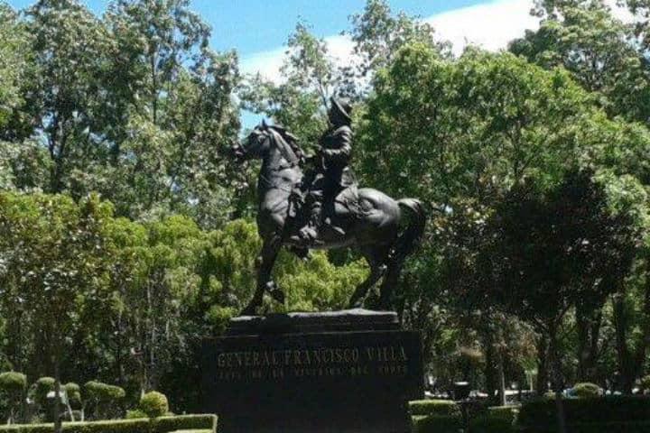 Parque de los venados. CDMX. Foto. Turismo Ciudad de México