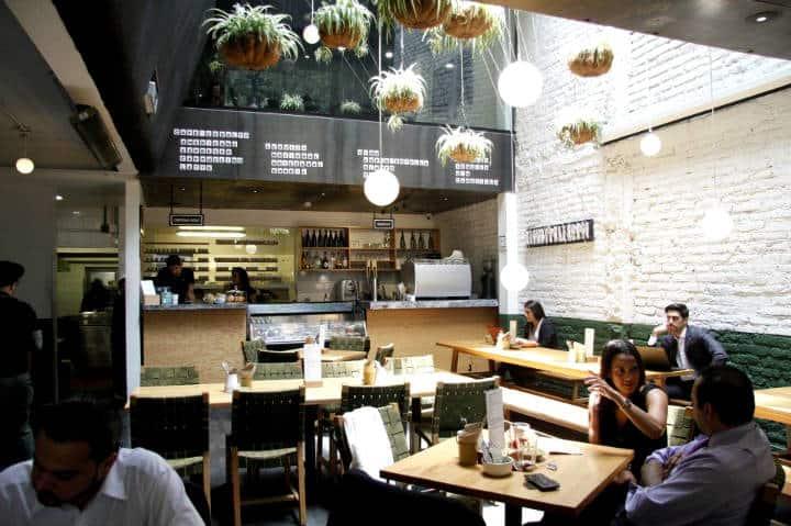 Público comedor, Gourmet baratos en CDMX. Foto Pinterest.
