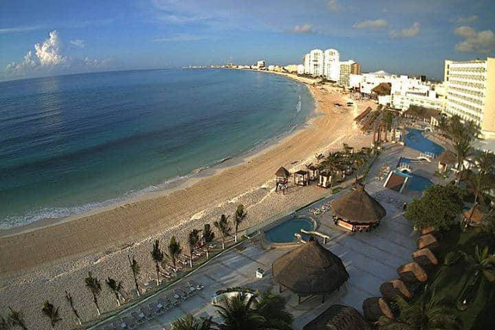 Sargazo Caribe Mexicano Foto Red de Monitoreo CUN 7