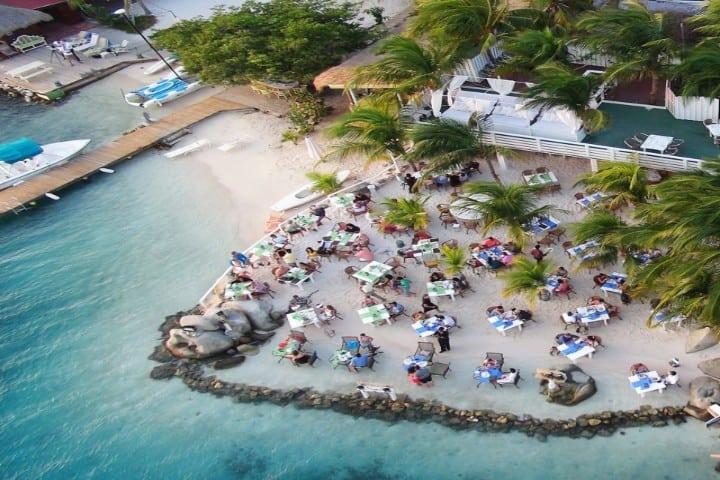 Savaneta combina su belleza natural con un ambiente inigualable Foto: Aruba