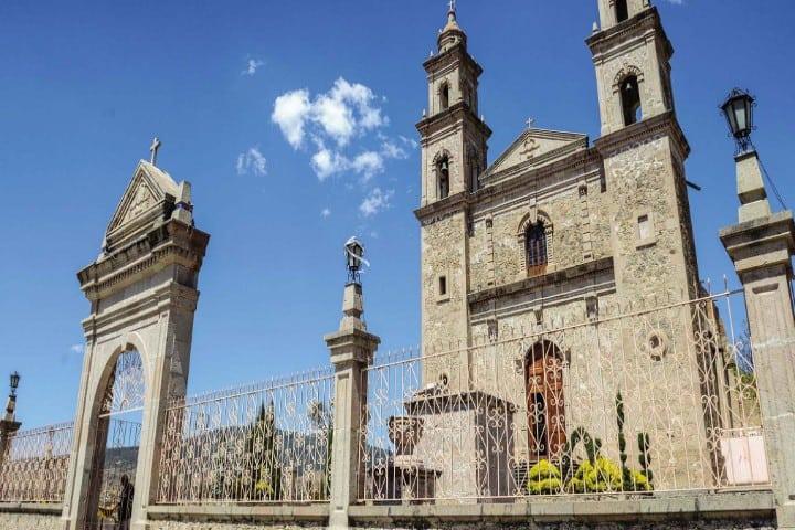 Tlaxco se distingue por su riqueza cultura, tradición y ´por supuesto por la basta naturaleza que lo rodea Foto Visit México