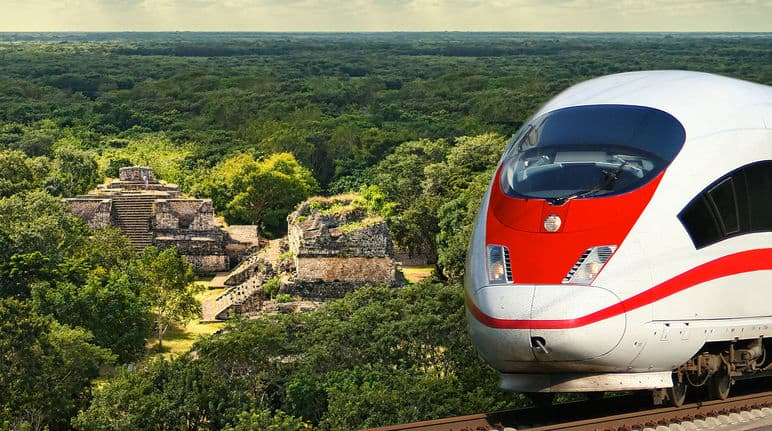 Tren Maya Cámara de Diputados Foto SelvaSelva