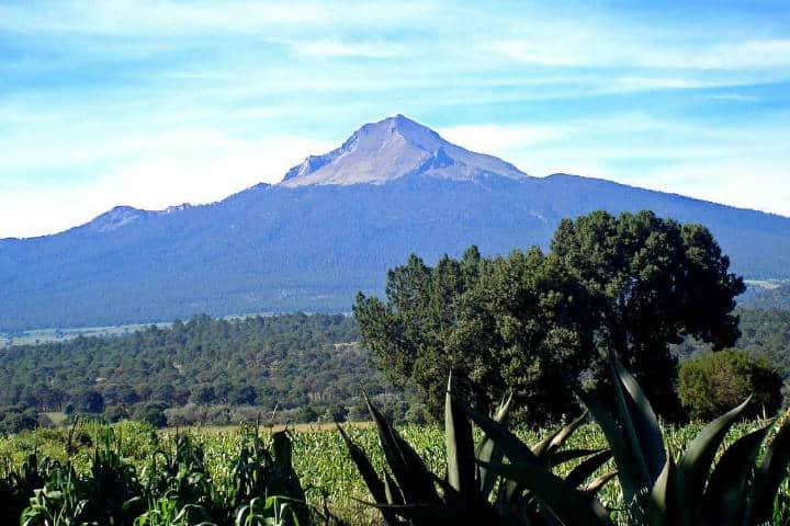 Llanos de Teopan. Foto TuriMexico.