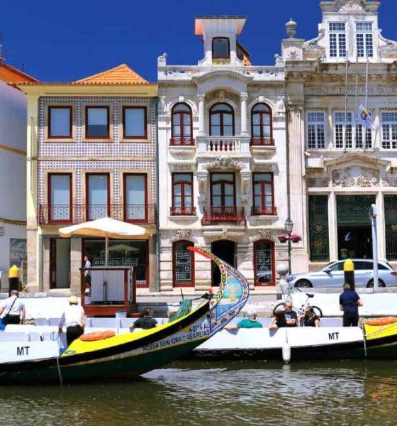Aveiro Portugal. Foto Archivo