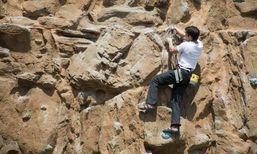 portada Escalada en roca en la CDMX Foto The Muro El Reto 6
