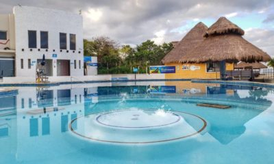 Portada. Parque de Chankanaab en Cozumel. Foto. Dolphin Discovery Cozumel