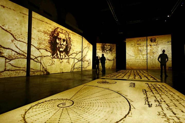 Da Vinci Foto Donde ir