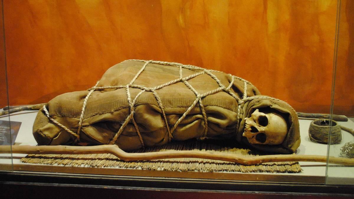 Cuevas mortuorias de Coahuila. Foto INHA