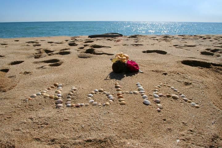 """Además, """"aloha"""" también sirve para expresar amor y paz. Foto Bibiana González."""
