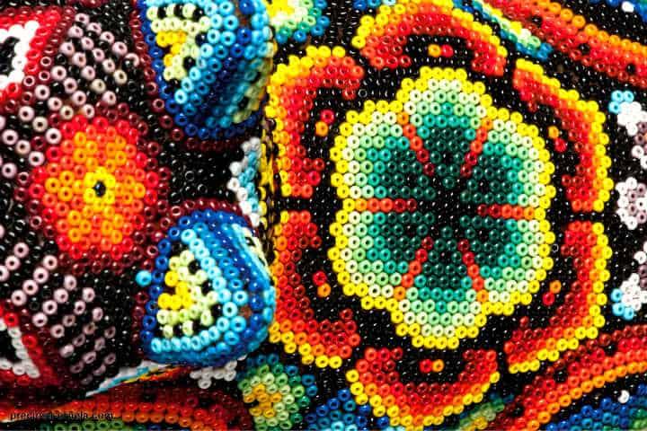 Arte Huichol Foto PRECIOSA ORNELA