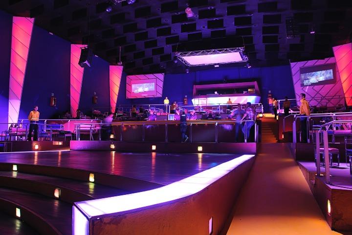 Bar discoteca Theatron. Foto_ Eventsite