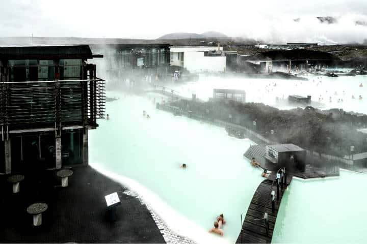 Blue Lagoon Islandia Foto dconvertini