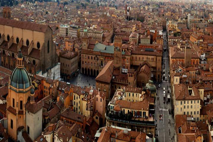 Ciudades imperdibles de Emilia Romagna Foto: Slices of Light