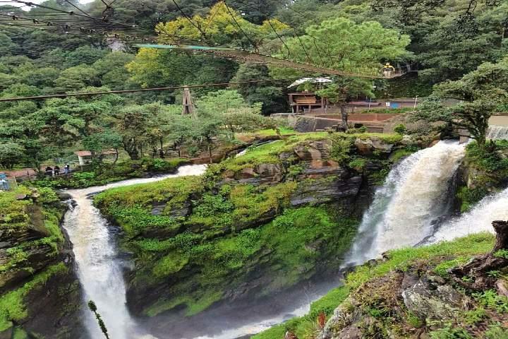 Cascadas de Quetzalapan. Foto Pinterest.