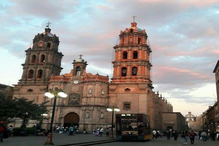 Catedral, San Luis Potosí, México. Foto Pinterest.
