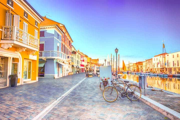 Ciudades imperdibles de Emilia-Romagna. Foto: GoneWithTheWind