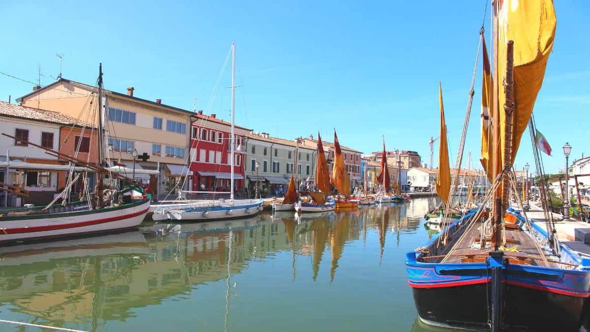 Ciudades imperdibles de Emilia-Romagna. Imagen: Cobba1406