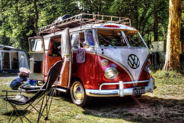 Consejos para acampar en el bosque. Foto Theo Rivieren Iaan.
