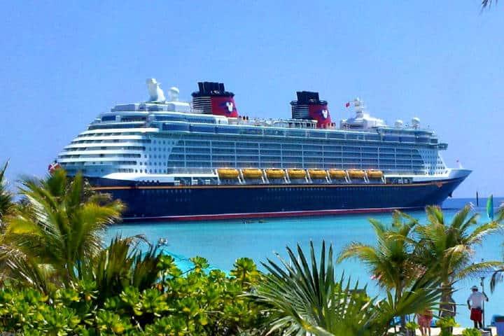 Disney wonder Foto Vive USA
