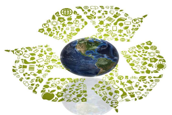 Eco Friendly Earth. Foto Free Images