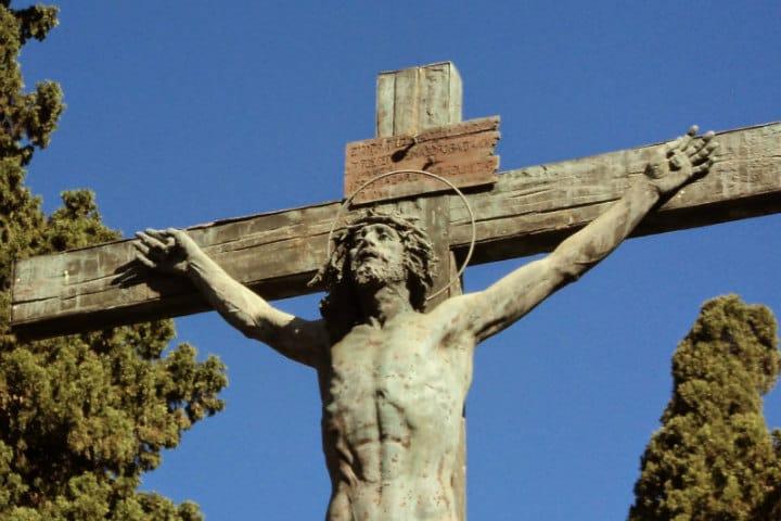 El Cristo que llora miel en España. Foto. Cultura de Sevilla. 1