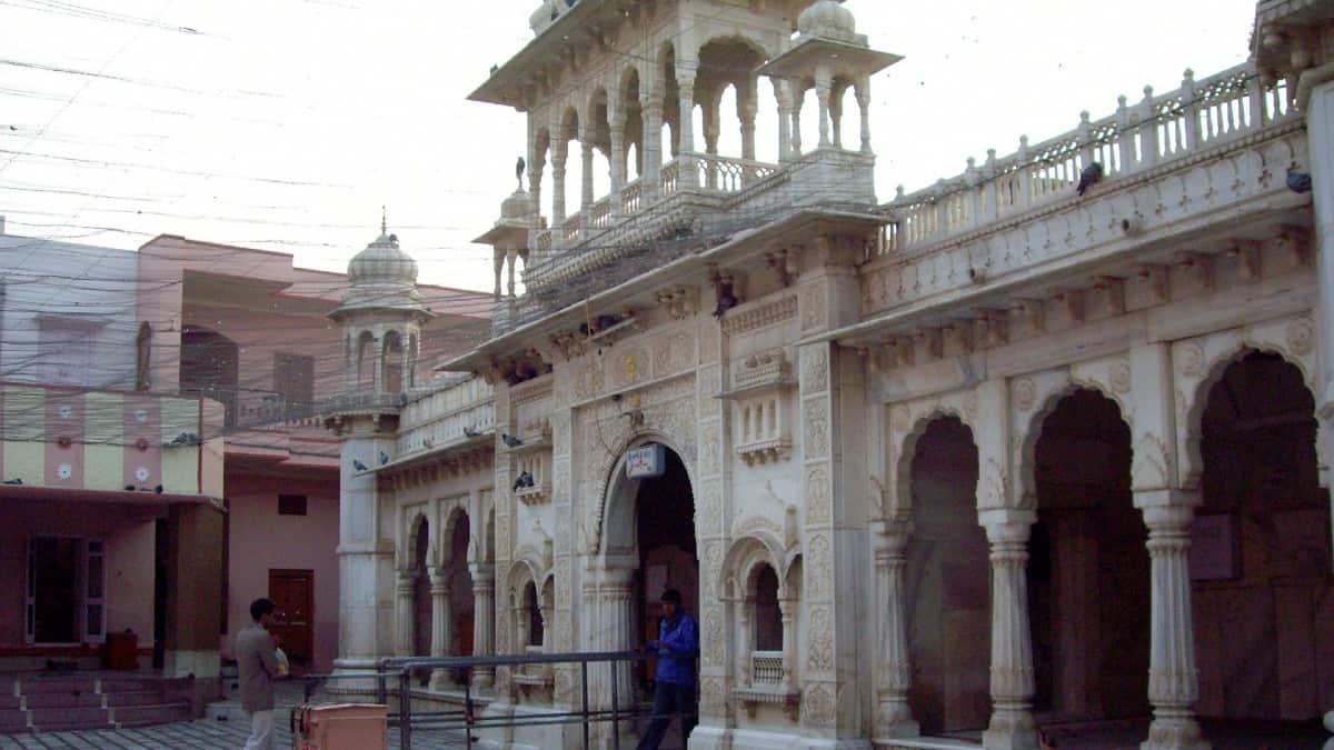 El templo de las ratas Karni Mata en la India port