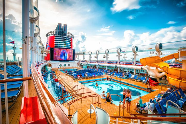 Etapa Infantil Foto: Qué hacer en el crucero Disney Wonder